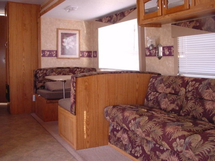 Timberlodge sofa - dinette