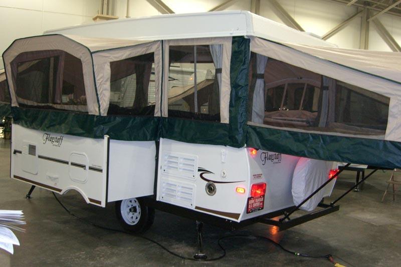 2014 Coleman Large coleman Motor Home Pop-up camper & | RVnGO