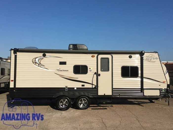 2018 coachmen clipper 21bh-1