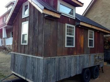 Sm tiny house