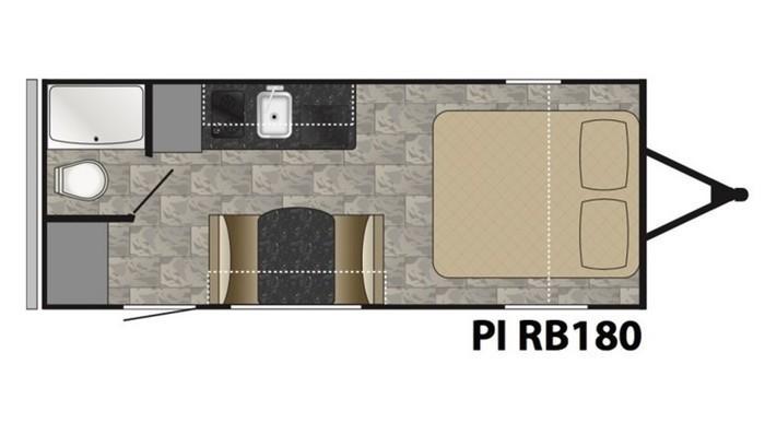 Pioneer 2018 floorplan
