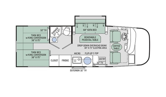 Vegas 2015 floorplan
