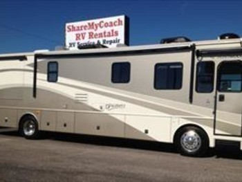 Rv Rentals In Apache Junction Az 2006 Class A Fleetwood