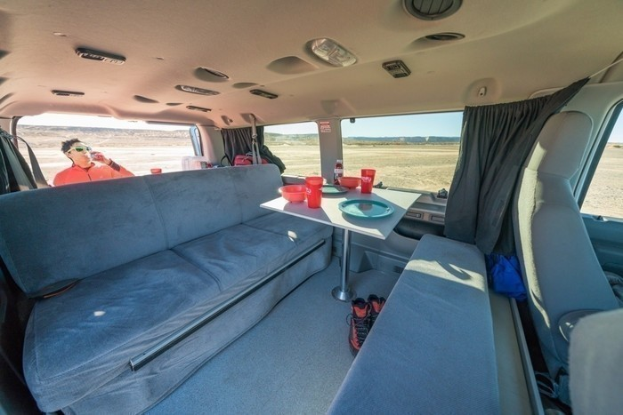 Campervan-fitout-table-interior-1