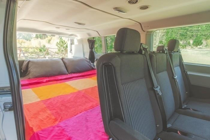 Escape-campervans-big-sur-model-fitout-bed