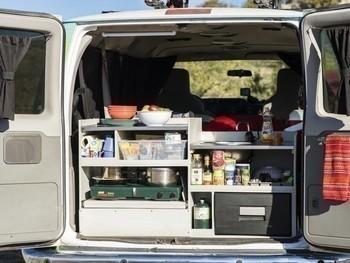 Sm campervan kitchen fitout
