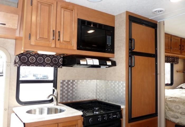 24-ft-motorhome rental-kitchen-6