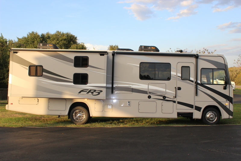 2017 Forest River Fr3 32ds Motor Home Class A Rental In