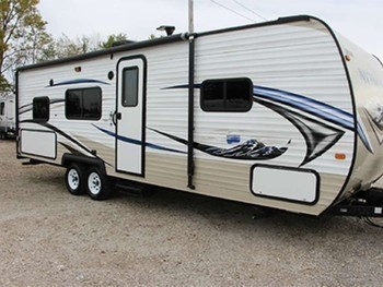Sm rv rental nomad large