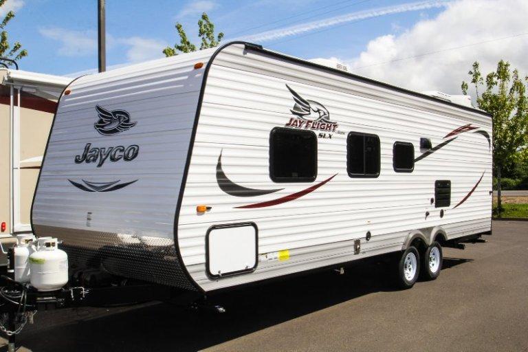 2015 Jayco Jay flight slx 264bhw Motor Home Travel trailer ...