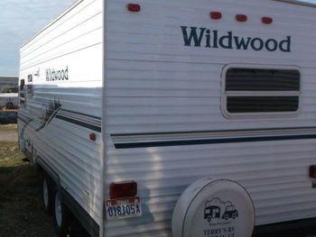 2006  Wildwood 19 - Travel Trailer RV on RVnGO.com