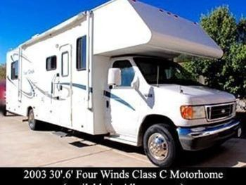 2003 Ford Winds - Class C RV on RVnGO.com
