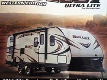 2015 Keystone Bullet - Travel Trailer RV on RVnGO.com