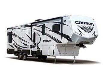 2015 Keystone Carbon 43' - Fifth Wheel RV on RVnGO.com