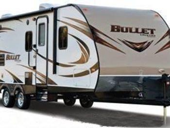 "2015 Keystone Bullet ""Peel"" - Travel Trailer RV on RVnGO.com"