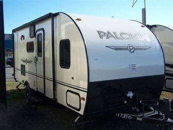 2016 Palomino Palomini 22' - Travel Trailer RV on RVnGO.com