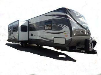 2015 Palomino Puma 34' - Travel Trailer RV on RVnGO.com