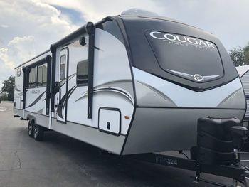 2020 Keystone Cougar - Travel Trailer RV on RVnGO.com