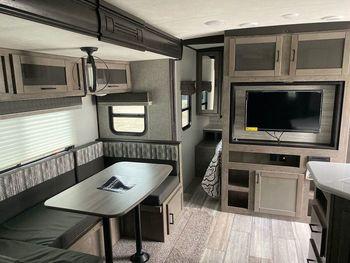 2020 Heartland North Trail 24 Bunk House  - Travel Trailer RV on RVnGO.com