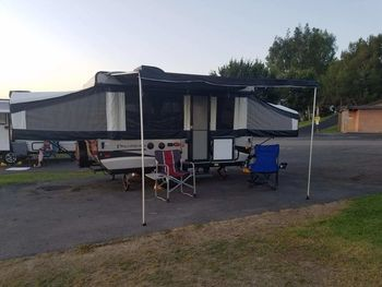 2017 Palomino RLT - 12FD - Pop-Up Camper & Other (Non-Motorized) RV on RVnGO.com
