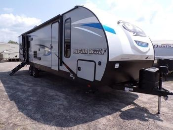 2020 Forest River Alpha Wolf 29DQ-L - Travel Trailer RV on RVnGO.com