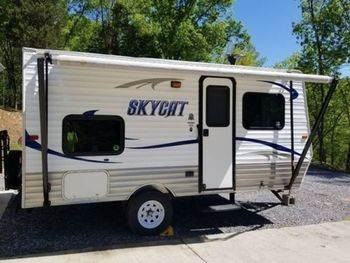 2013 Skyline Skycat Skycat - Travel Trailer RV on RVnGO.com