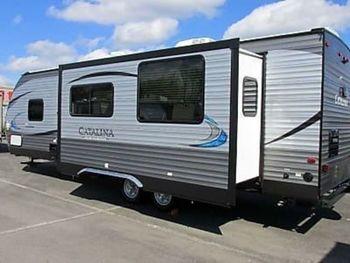 2019 Coachmen Catalina - Travel Trailer RV on RVnGO.com