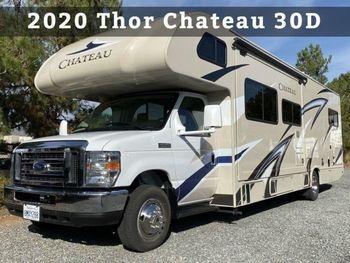 2020 Thor Chateau 30D - Class C RV on RVnGO.com