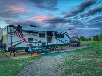 2017 Heartland North Trail M-24BHS - Travel Trailer RV on RVnGO.com