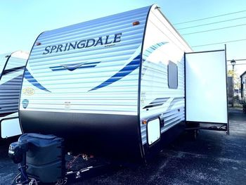 2020 Keystone Springdale - Travel Trailer RV on RVnGO.com