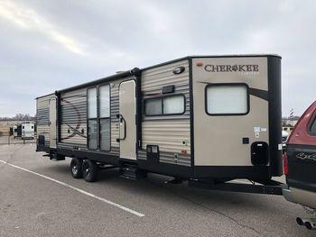 2016 Forest River Cherokee - Travel Trailer RV on RVnGO.com
