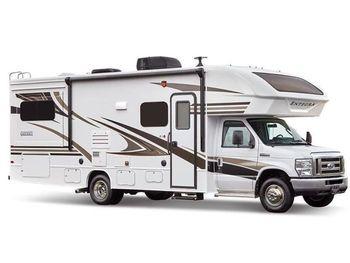 2019 Entegra Coach Odyssey 29V - Class C RV on RVnGO.com