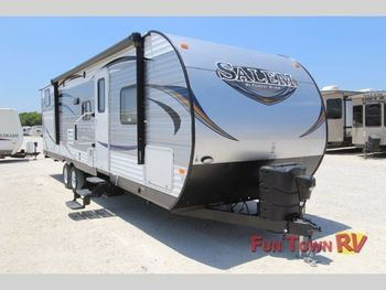 2016 Forest River 30KQBSS - Travel Trailer RV on RVnGO.com