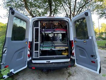 2017 Ford Transit T350 XLT Midroof - Campervan RV on RVnGO.com