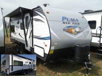 2017 Palomino Puma Lite XLE 19RLC  - Travel Trailer RV on RVnGO.com