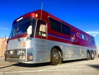 1985 Eagle Bus - Entertainer Coach - Class A RV on RVnGO.com