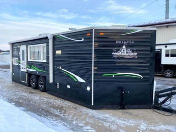 2015 Other Ice Castle Fish Houses Rv Edition Hybrid - Travel Trailer RV on RVnGO.com