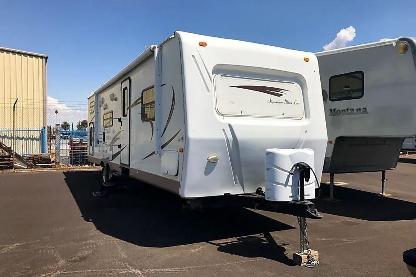 2010 Fleetwood RV Tioga Ranger 31N, RV Rental in South El