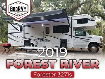 2019 Forest River Forester 3271S - Class C RV on RVnGO.com