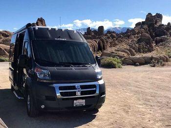 2019 Hymer Van - Class B RV on RVnGO.com
