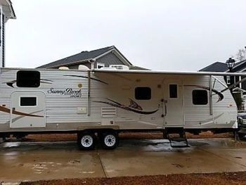 2012 Coachmen Sunnbrook - Travel Trailer RV on RVnGO.com