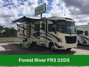 2017 Forest River FR3 32DS - Class A RV on RVnGO.com
