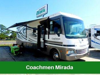 2010 Coachmen Mirada - Class A RV on RVnGO.com