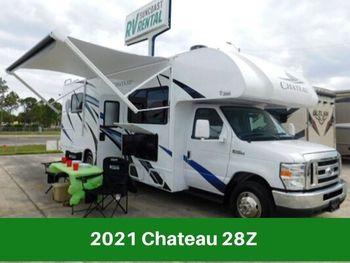 2021 Thor Chateau 28Z - Class C RV on RVnGO.com