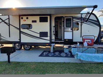 2015 Palomino Solaire Ultra Light - Travel Trailer RV on RVnGO.com