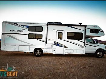 2019 Forest River Forester A - Class C RV on RVnGO.com