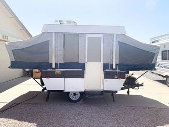 2004 Fleetwood Tucson - Pop-Up Camper & Other (Non-Motorized) RV on RVnGO.com