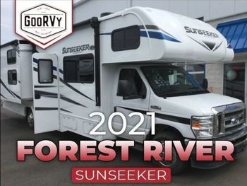 2021 Forest River Sunseeker - Class C RV on RVnGO.com