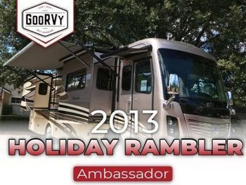 2013 Holiday  Rambler Ambassador - Class A RV on RVnGO.com