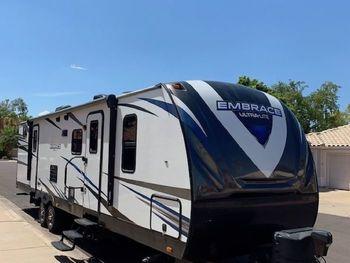 2018 Cruiser Rv Embrace Ultra Lite - Travel Trailer RV on RVnGO.com